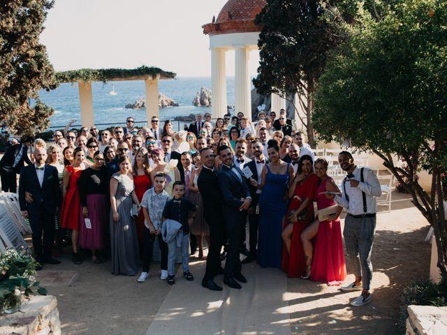 La boda de Carlos y Alberto en Blanes, Girona 30