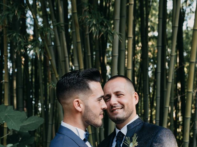La boda de Carlos y Alberto en Blanes, Girona 31