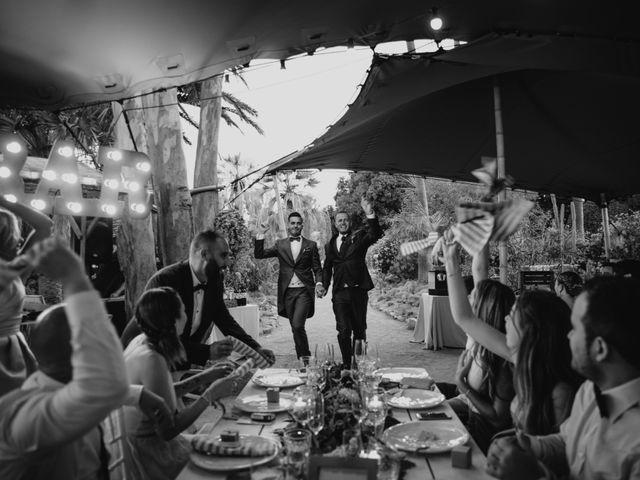 La boda de Carlos y Alberto en Blanes, Girona 43