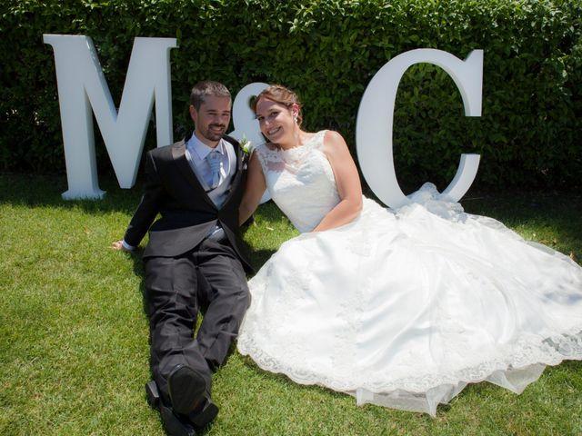 La boda de Maite y Carlos