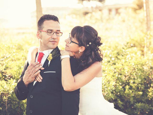 La boda de Irene y Víctor