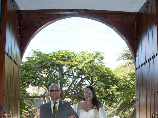 La boda de Mónica y Armando en Las Palmas De Gran Canaria, Las Palmas 4