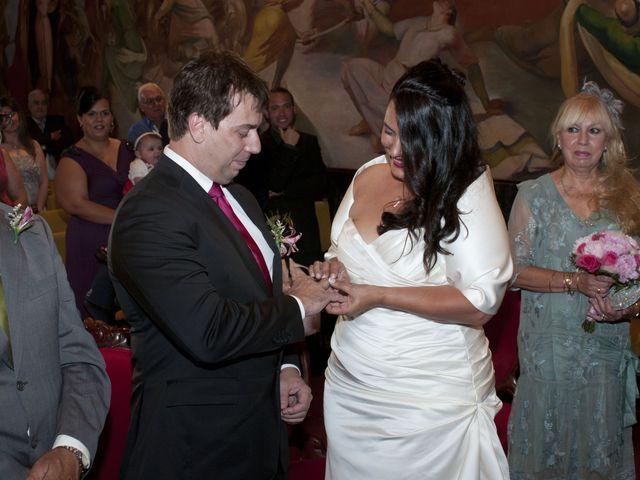 La boda de Mónica y Armando en Las Palmas De Gran Canaria, Las Palmas 1