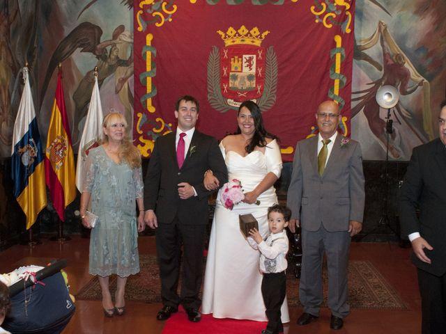 La boda de Mónica y Armando en Las Palmas De Gran Canaria, Las Palmas 2