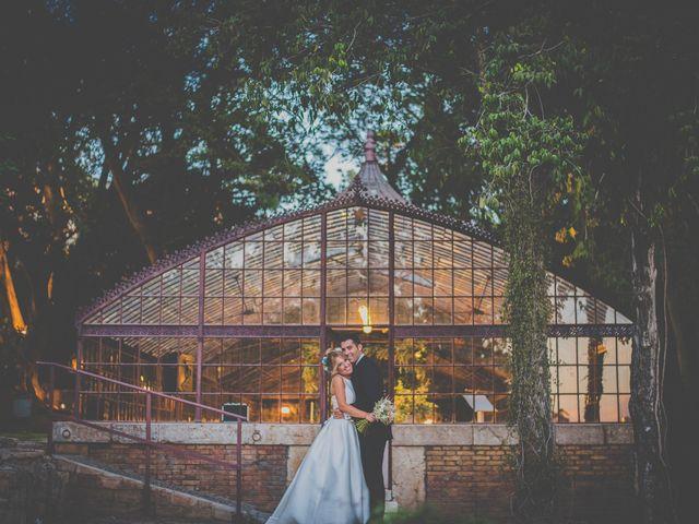 La boda de Marina y Andrés