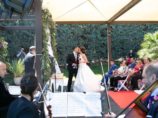 La boda de Jorge y M Carmen en Zaragoza, Zaragoza 1