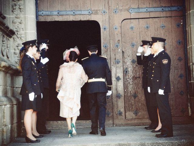 La boda de Jorge y Eva en Valdastillas, Cáceres 17