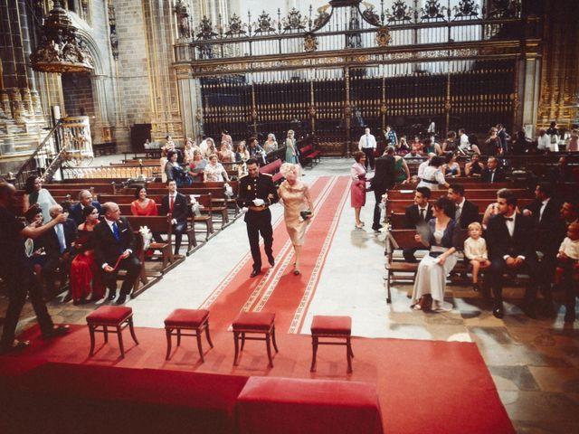 La boda de Jorge y Eva en Valdastillas, Cáceres 18