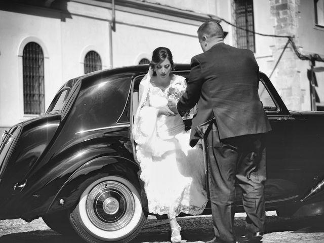 La boda de Jorge y Eva en Valdastillas, Cáceres 20
