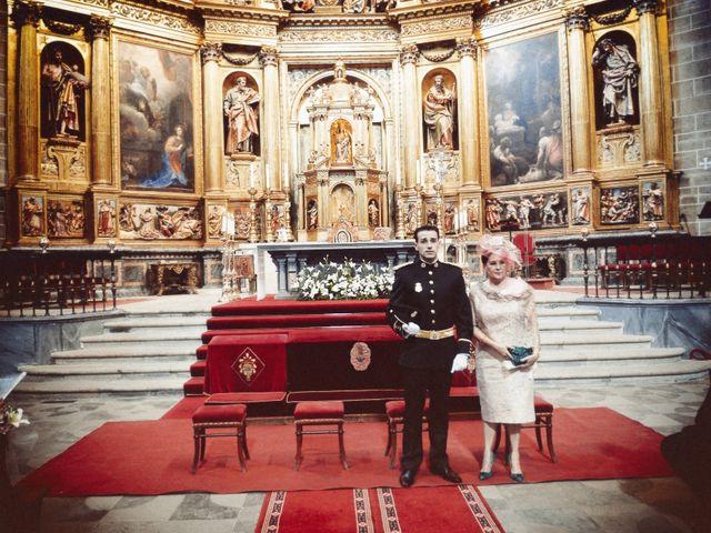 La boda de Jorge y Eva en Valdastillas, Cáceres 21