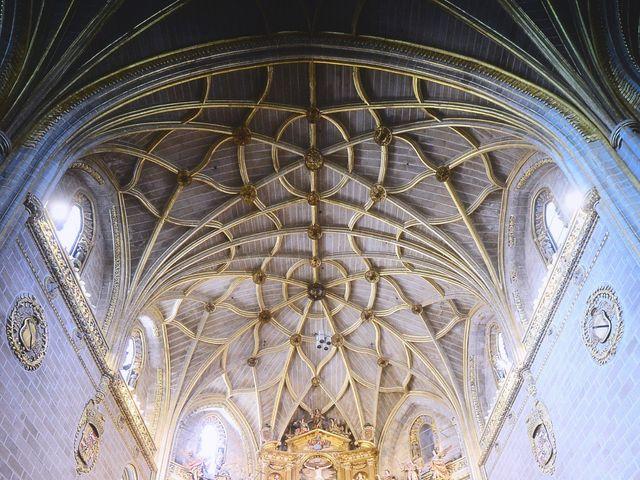 La boda de Jorge y Eva en Valdastillas, Cáceres 23