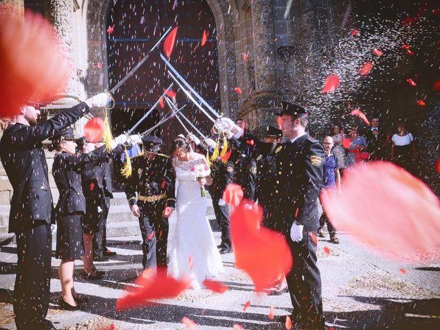 La boda de Jorge y Eva en Valdastillas, Cáceres 24