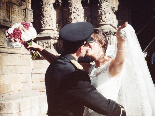 La boda de Jorge y Eva en Valdastillas, Cáceres 26