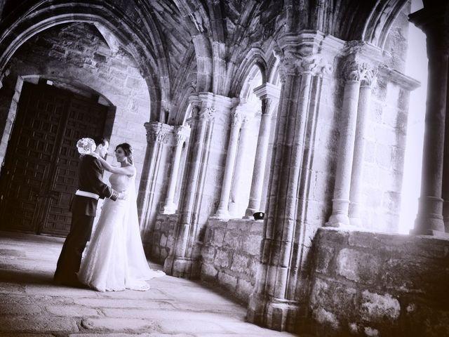 La boda de Jorge y Eva en Valdastillas, Cáceres 27