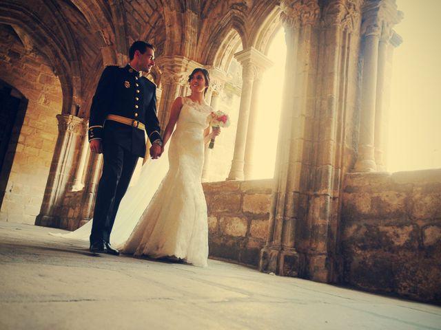 La boda de Jorge y Eva en Valdastillas, Cáceres 28