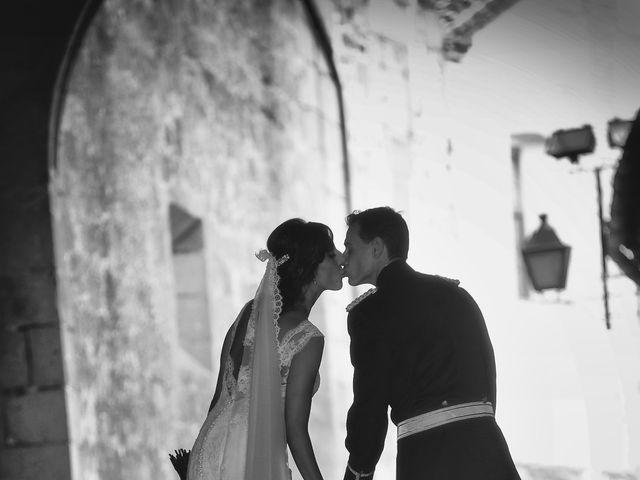 La boda de Jorge y Eva en Valdastillas, Cáceres 31