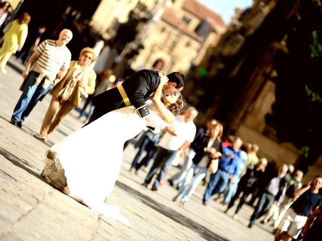La boda de Jorge y Eva en Valdastillas, Cáceres 33