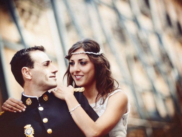 La boda de Jorge y Eva en Valdastillas, Cáceres 34
