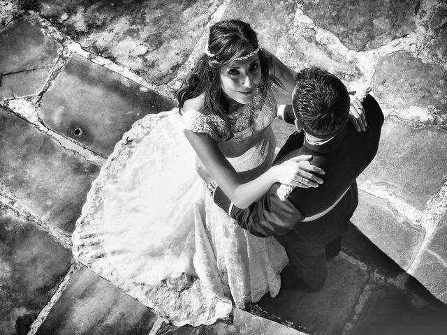 La boda de Jorge y Eva en Valdastillas, Cáceres 36