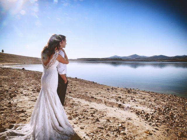La boda de Jorge y Eva en Valdastillas, Cáceres 38
