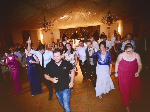 La boda de Jorge y Eva en Valdastillas, Cáceres 45