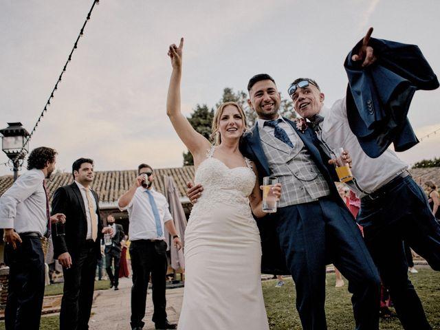 La boda de Víctor y Alicia en Illescas, Toledo 1