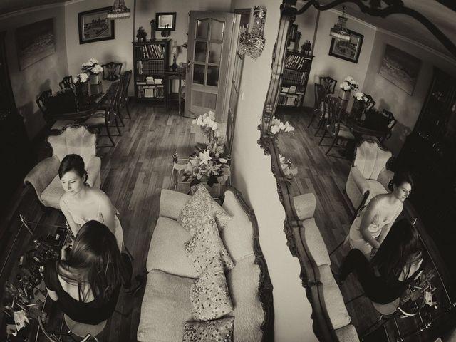 La boda de Erik y Carol en San Andres De Montejos, León 21