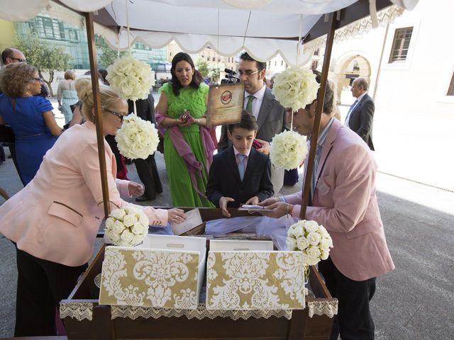 La boda de Erik y Carol en San Andres De Montejos, León 27