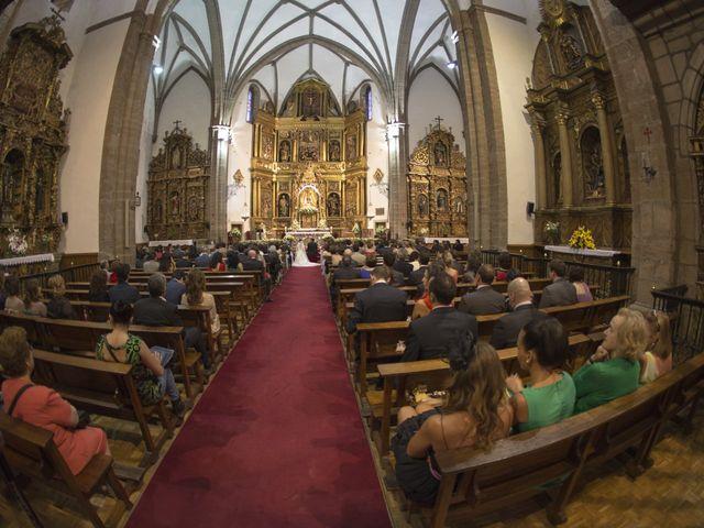 La boda de Erik y Carol en San Andres De Montejos, León 28