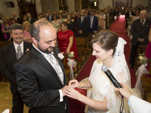 La boda de Erik y Carol en San Andres De Montejos, León 29