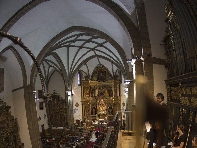 La boda de Erik y Carol en San Andres De Montejos, León 30