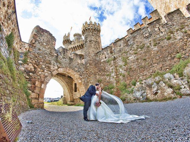 La boda de Erik y Carol en San Andres De Montejos, León 32