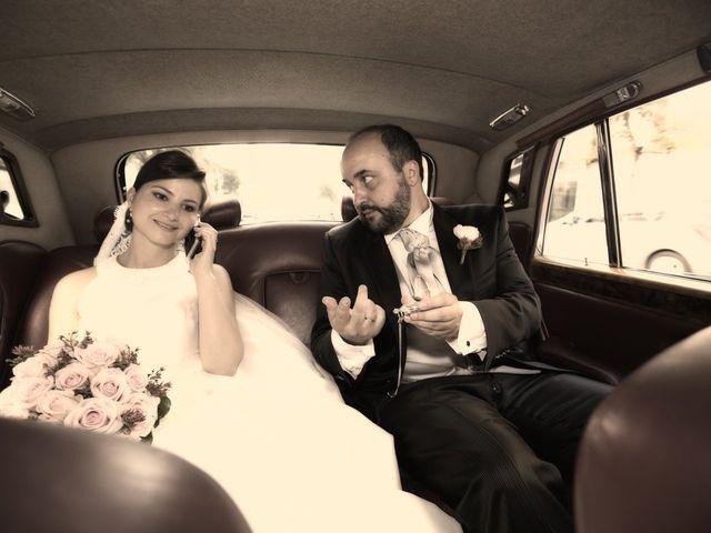 La boda de Erik y Carol en San Andres De Montejos, León 34