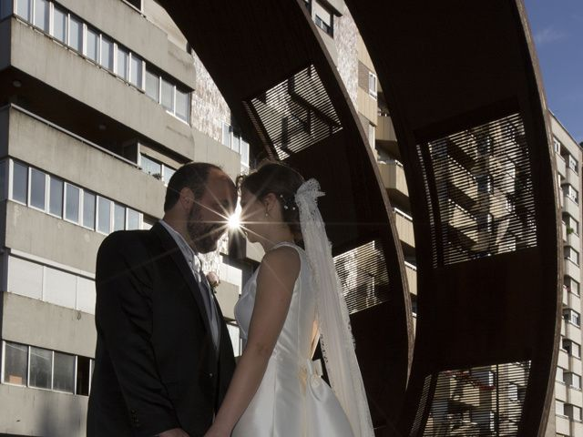 La boda de Erik y Carol en San Andres De Montejos, León 35