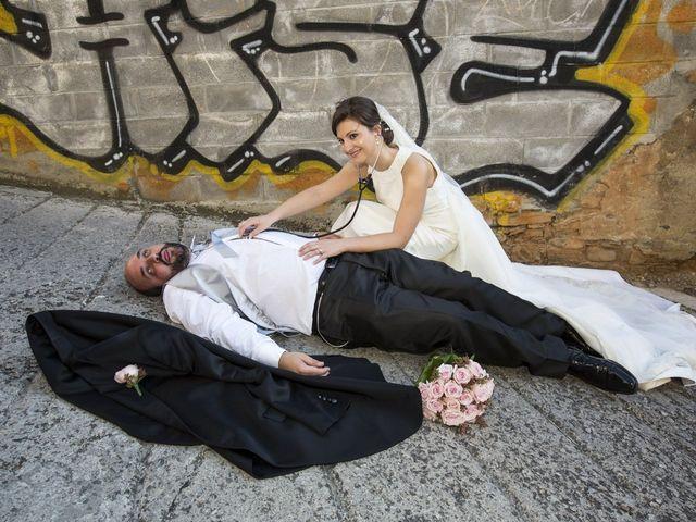 La boda de Erik y Carol en San Andres De Montejos, León 37