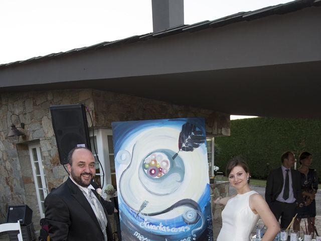 La boda de Erik y Carol en San Andres De Montejos, León 44