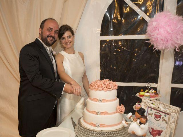 La boda de Erik y Carol en San Andres De Montejos, León 49
