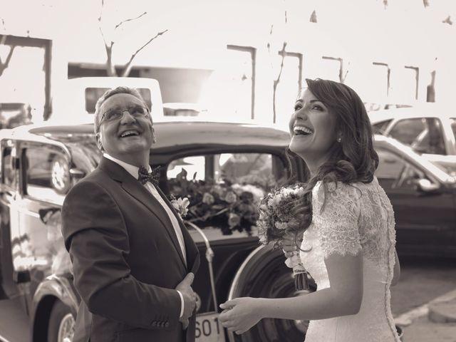 La boda de Sergi y Cris en Sant Fost De Campsentelles, Barcelona 3