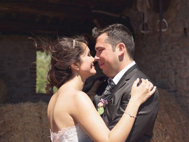 La boda de Cris y Sergi