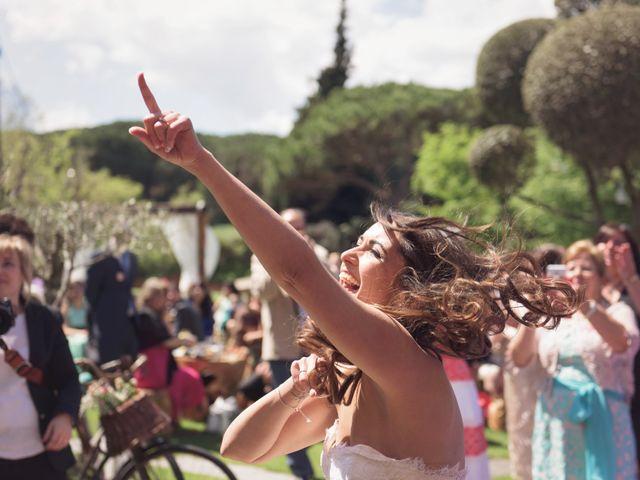 La boda de Sergi y Cris en Sant Fost De Campsentelles, Barcelona 1