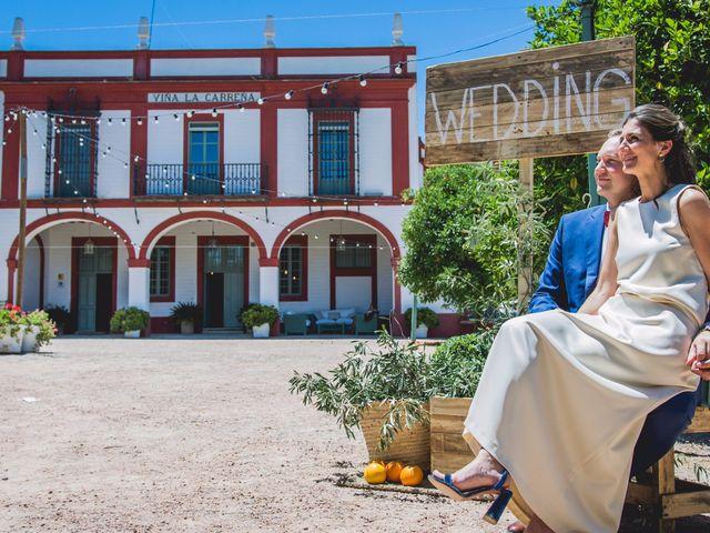 La boda de Bill y Bea en Jerez De La Frontera, Cádiz 13