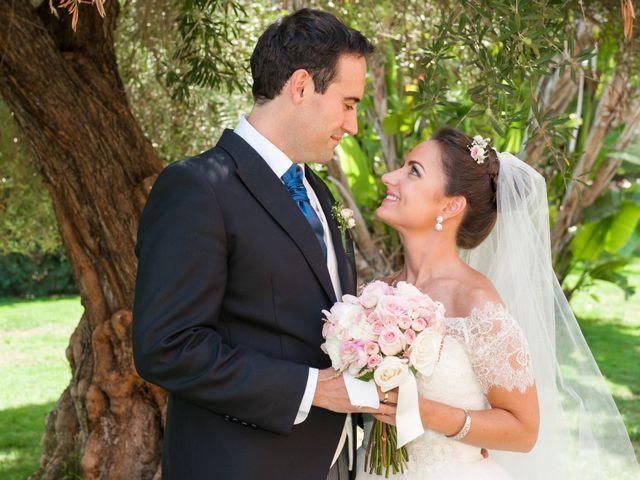 La boda de Sergio y Susana en Alhaurin De La Torre, Málaga 6