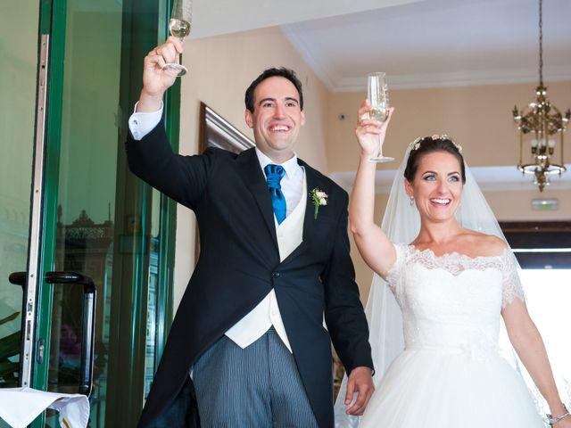 La boda de Sergio y Susana en Alhaurin De La Torre, Málaga 9