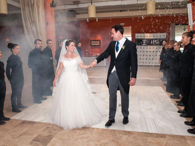 La boda de Sergio y Susana en Alhaurin De La Torre, Málaga 10