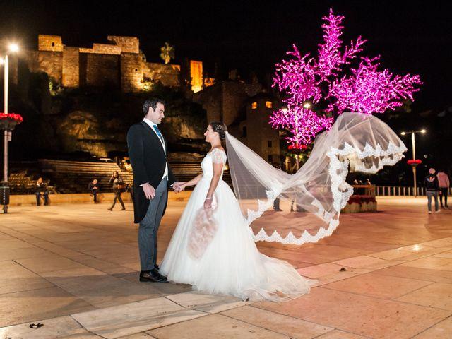 La boda de Sergio y Susana en Alhaurin De La Torre, Málaga 17