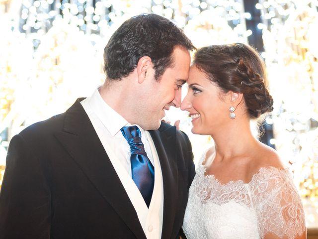 La boda de Sergio y Susana en Alhaurin De La Torre, Málaga 19