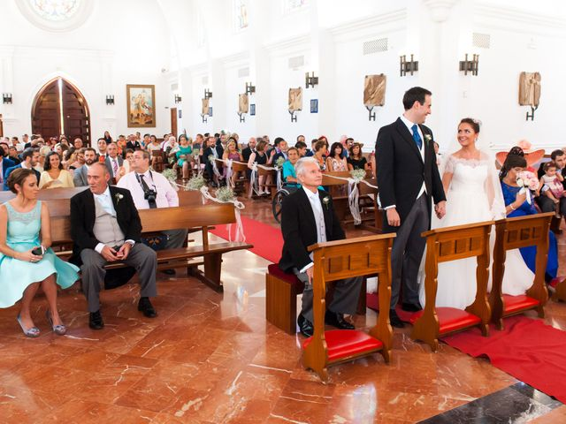 La boda de Sergio y Susana en Alhaurin De La Torre, Málaga 2