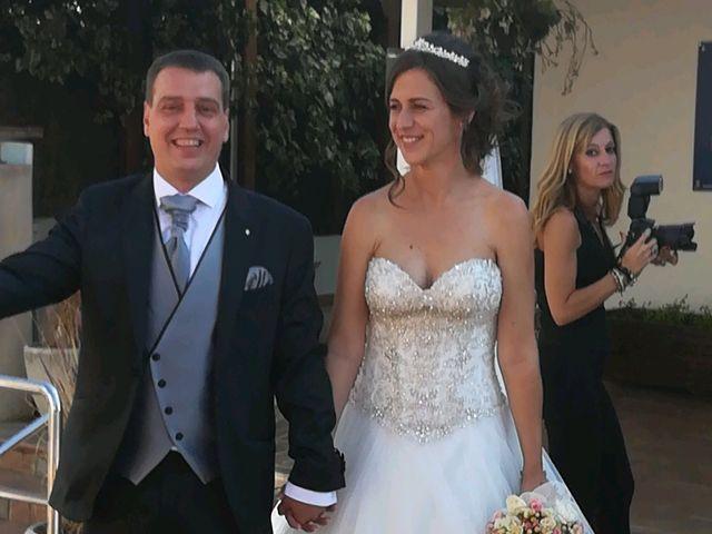 La boda de David y Bea en Castelldefels, Barcelona 2