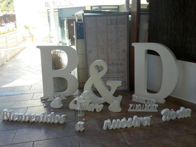 La boda de David y Bea en Castelldefels, Barcelona 4