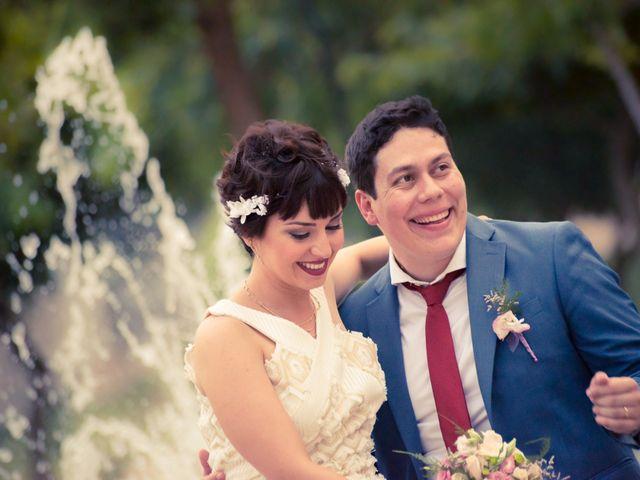 La boda de Meltem y Lázaro